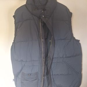 Polo down vest jacket